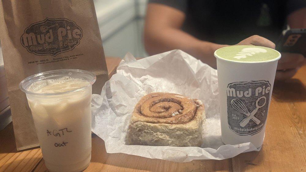 Social Spots from Mud Pie Vegan Bakery & Coffeehouse
