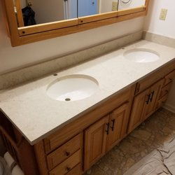 Photo Of Southwest Michigan Granite   Kalamazoo, MI, United States. Custom  Bathroom Countertops