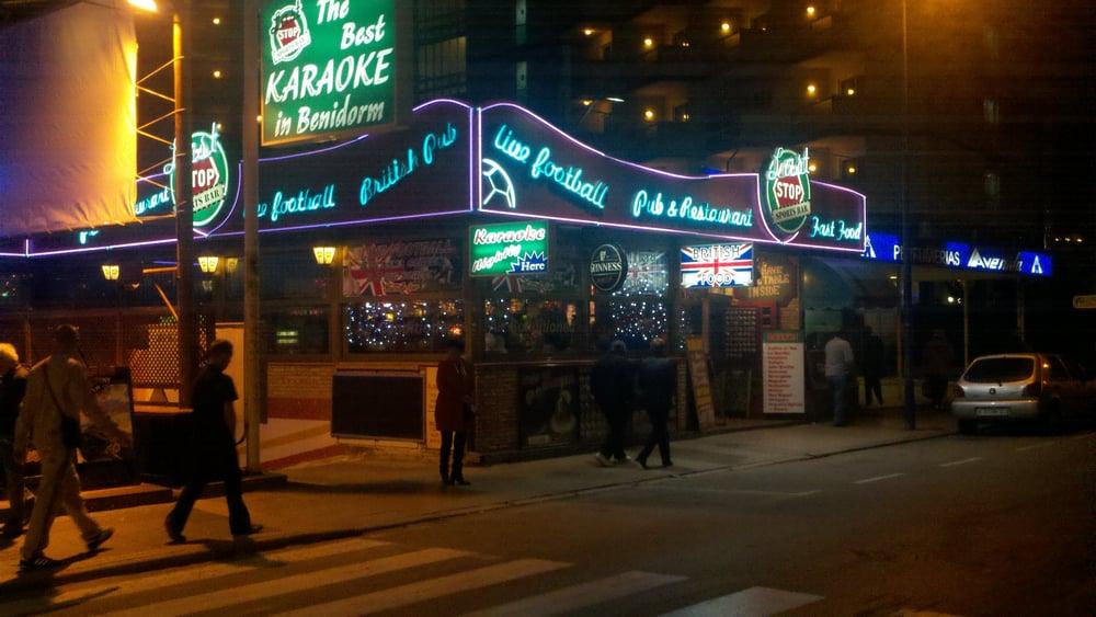 The Last Stop Bar: Calle de Gerona, Benidorm, A