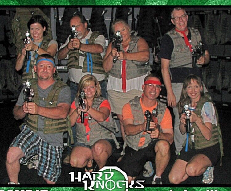 Hard Knocks: 9101 International Dr, Orlando, FL