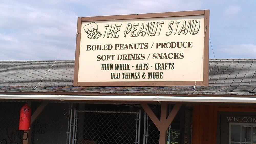 The Peanut Stand: 3319 Raccoon Rd, Manning, SC