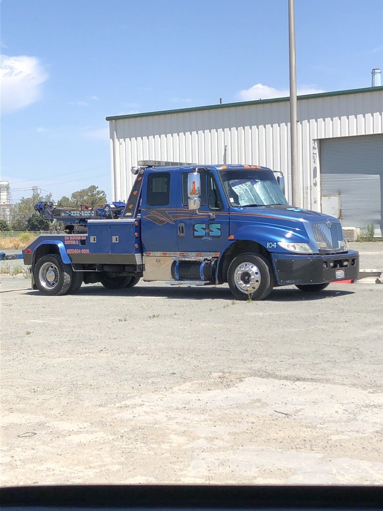Towing business in Brentwood, CA