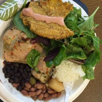 Sol Food San Rafael Catering Menu