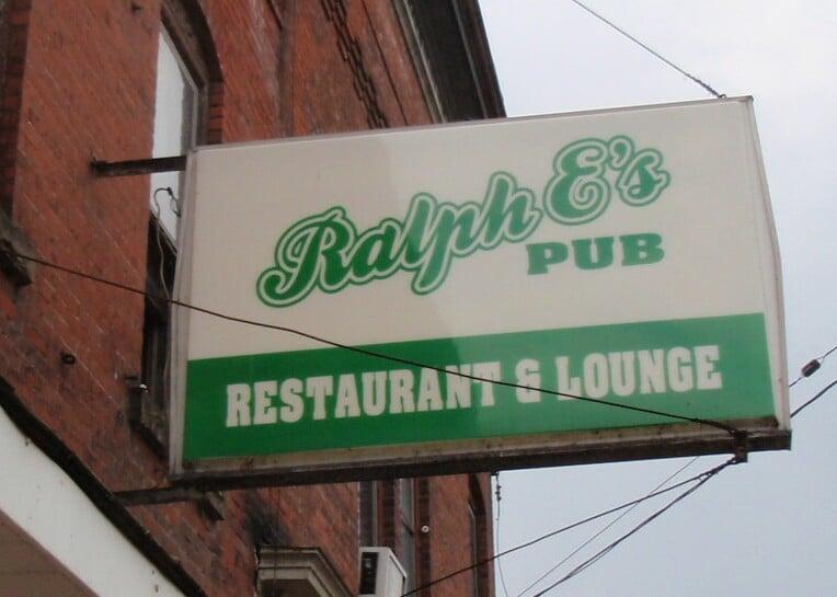 Ralph E's Pub Restaurant & Lounge: 302 Pennsylvania Ave E, Warren, PA