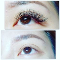 2e491002ddc Photo of Happy Lashes - San Francisco, CA, United States. Before and after