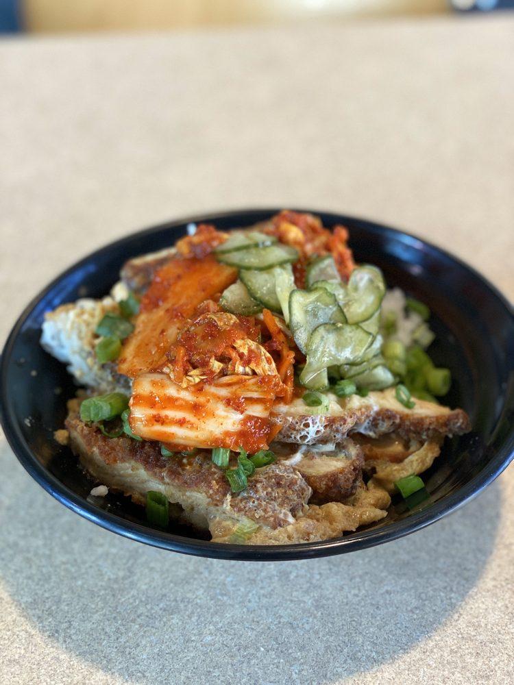 Food from Kaneko Cafe