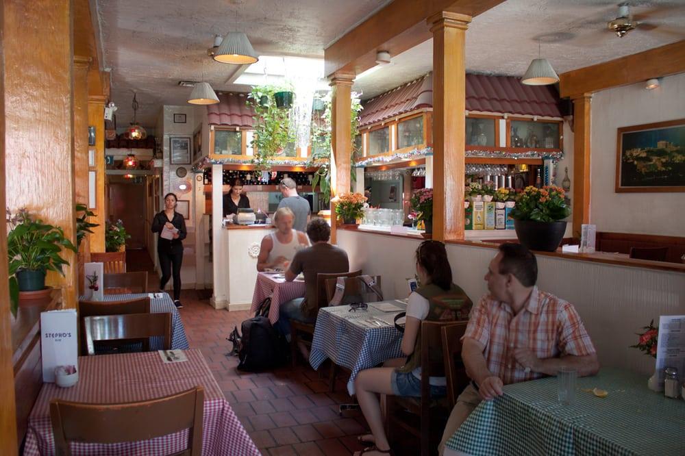 Greek Restaurant On Davie St