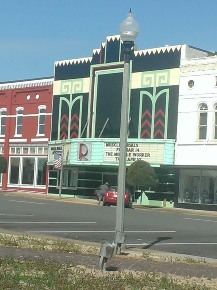 The Ritz Theatre: 115 Court Square N, Talladega, AL