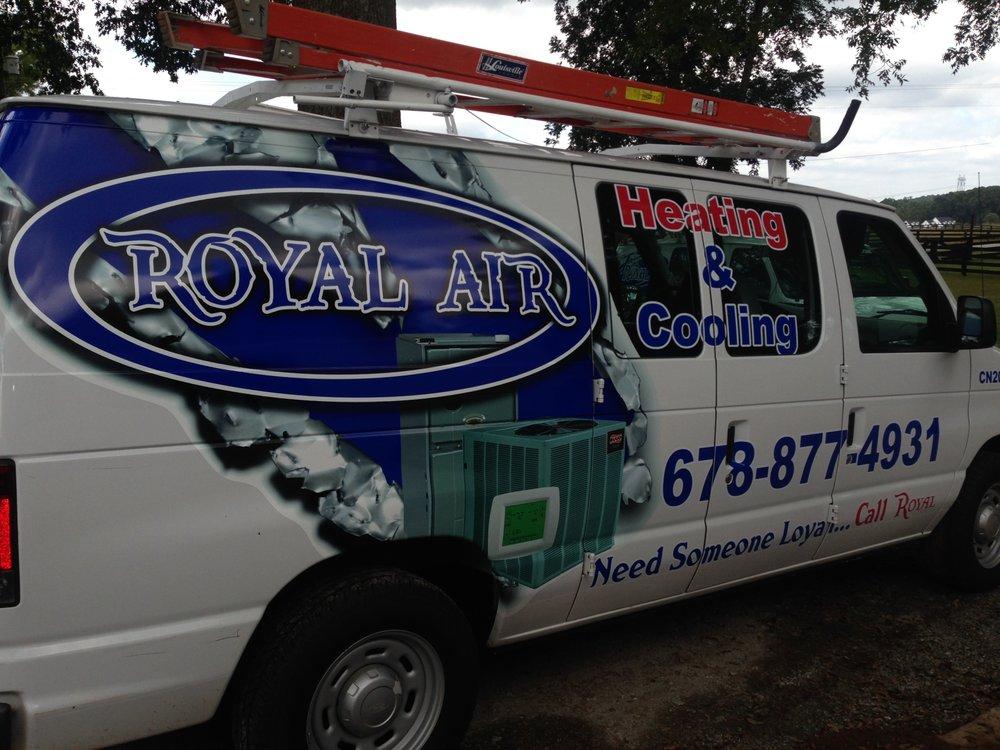 Royal Air: 43 Fluellen Rd, Newnan, GA