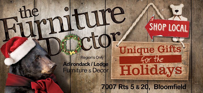 The Furniture Doctor: 7007 Rtes 5 & 20, Bloomfield, NY