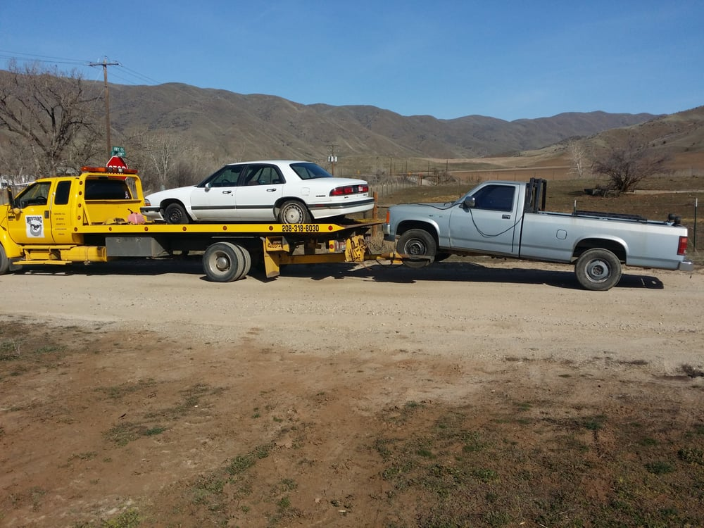 Mustang Towing: 438 Highway 55, Horseshoe Bend, ID