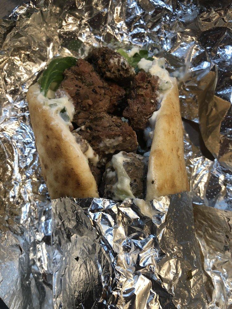 Grilled Greek Food Truck: Grand Rapids, MI