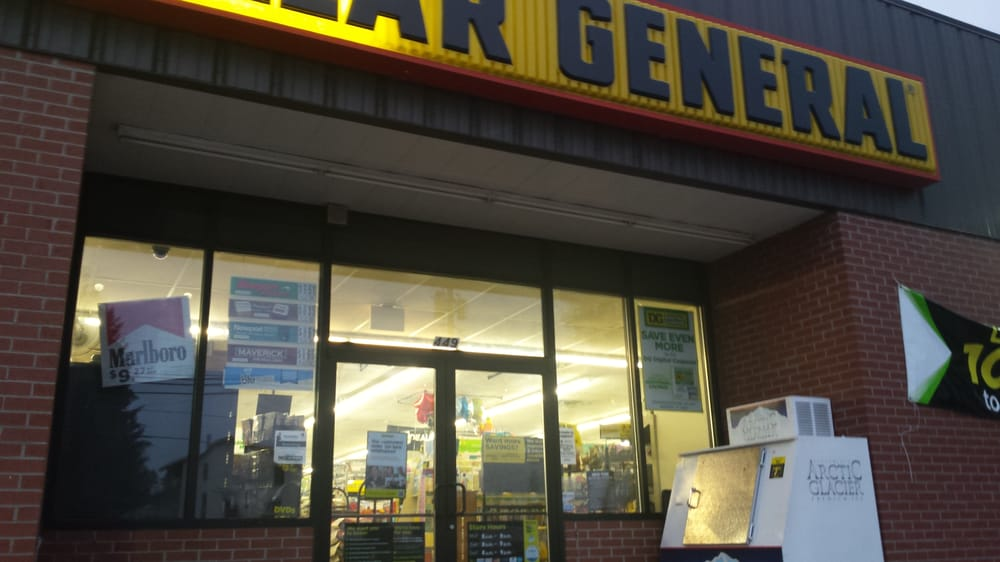 Dollar General: 449 West Ave, Albion, NY