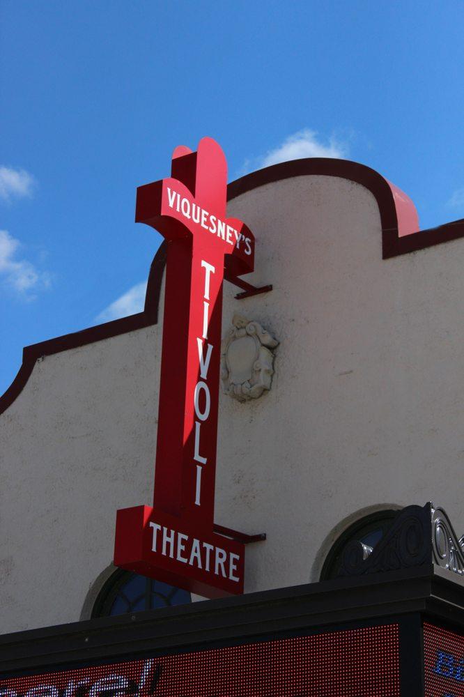 Tivoli Theatre: 28 N Washington St, Spencer, IN