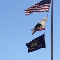 Asshole state patrol california necessary