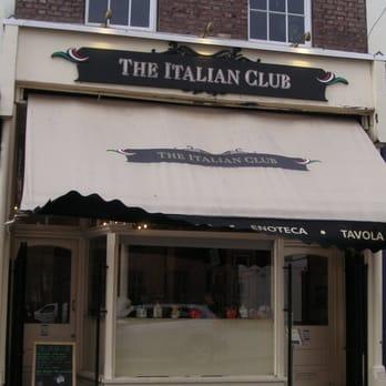 Italian Restaurant Bold Street Liverpool Menu
