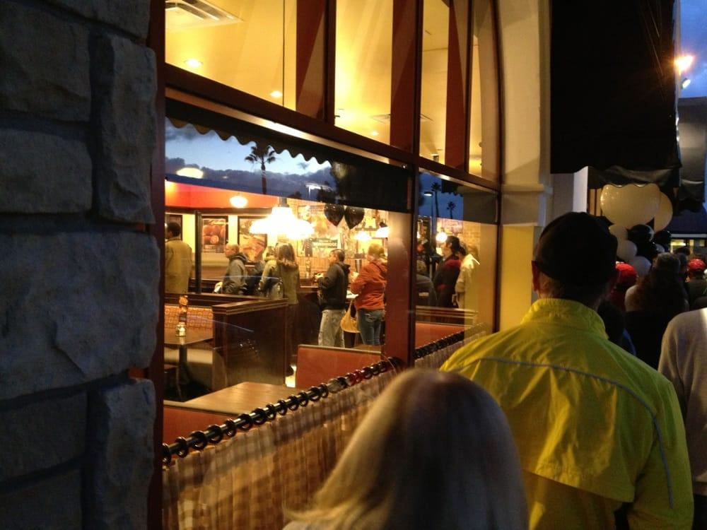Corner Bakery Cafe Woodland Hills