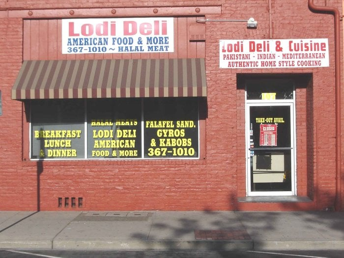 Lodi Deli & Cuisine: 107 N Sacramento St, Lodi, CA