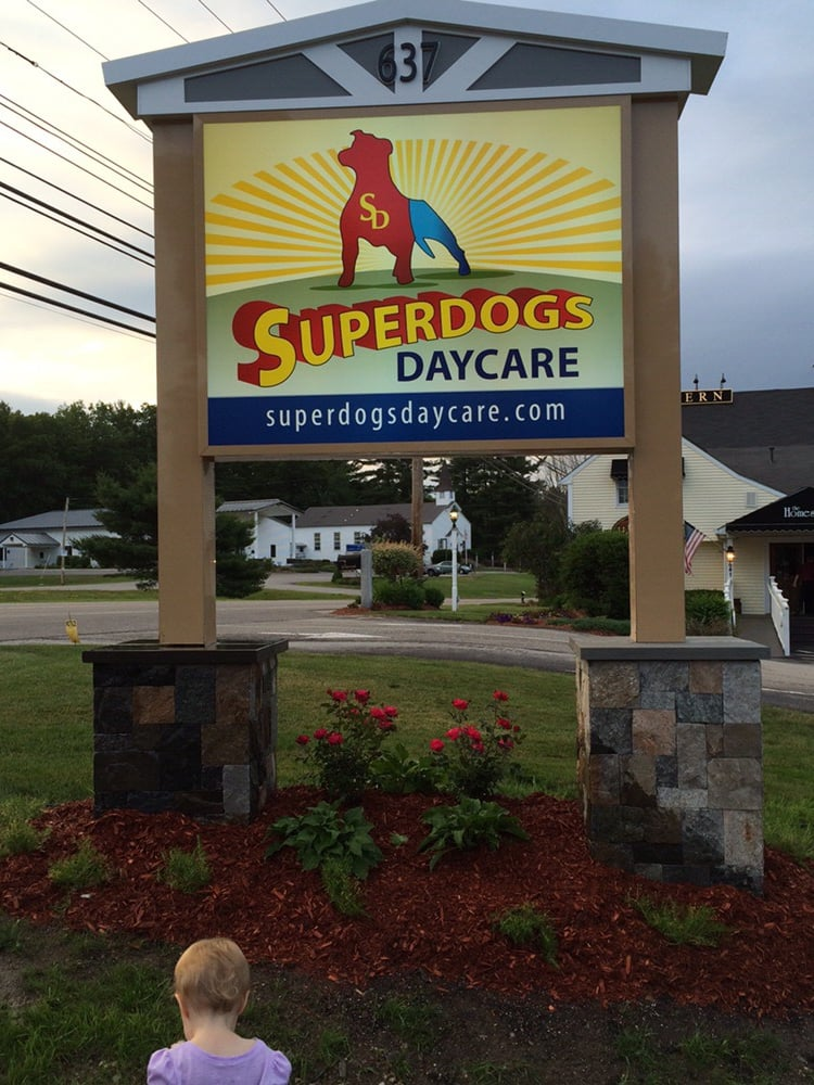 Superdogs Daycare: 637 Daniel Webster Hwy, Merrimack, NH