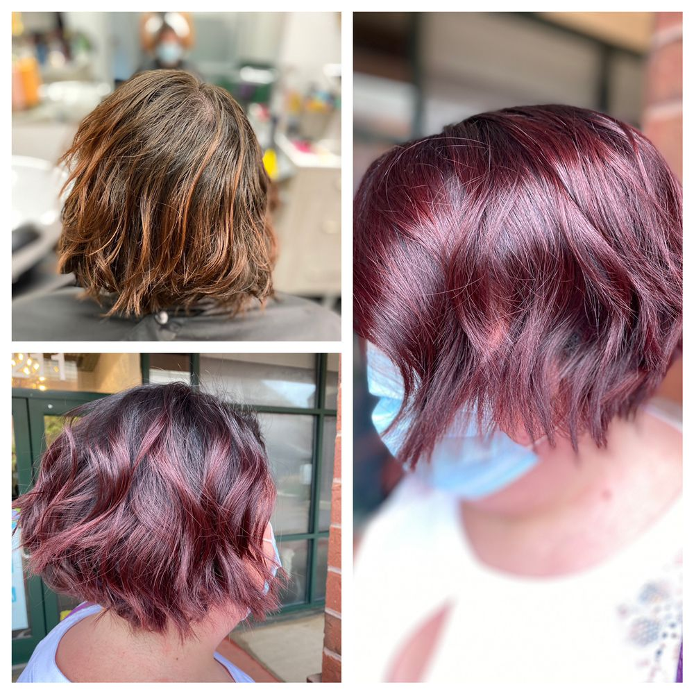 Danielle Marie Hair: 5211 Buckeystown Pike, Frederick, MD