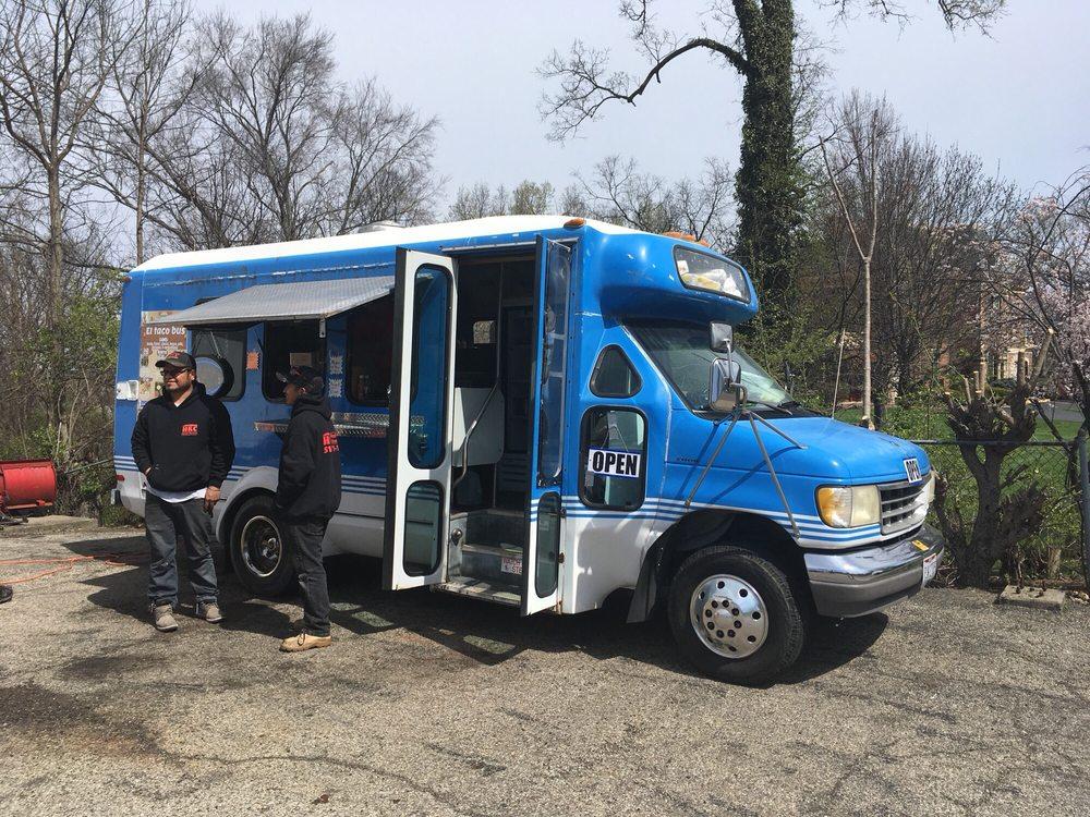 El Taco Bus: 5463 Montgomery Rd, Cincinnati, OH