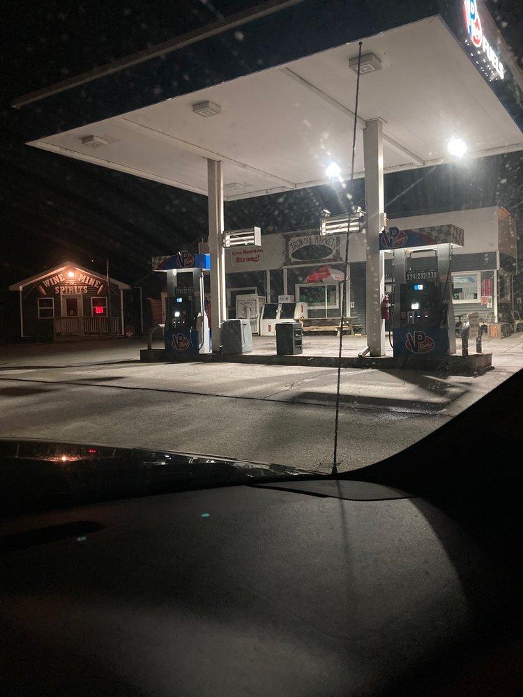 Chase's Service Station I: RR 374, Lyon Mountain, NY