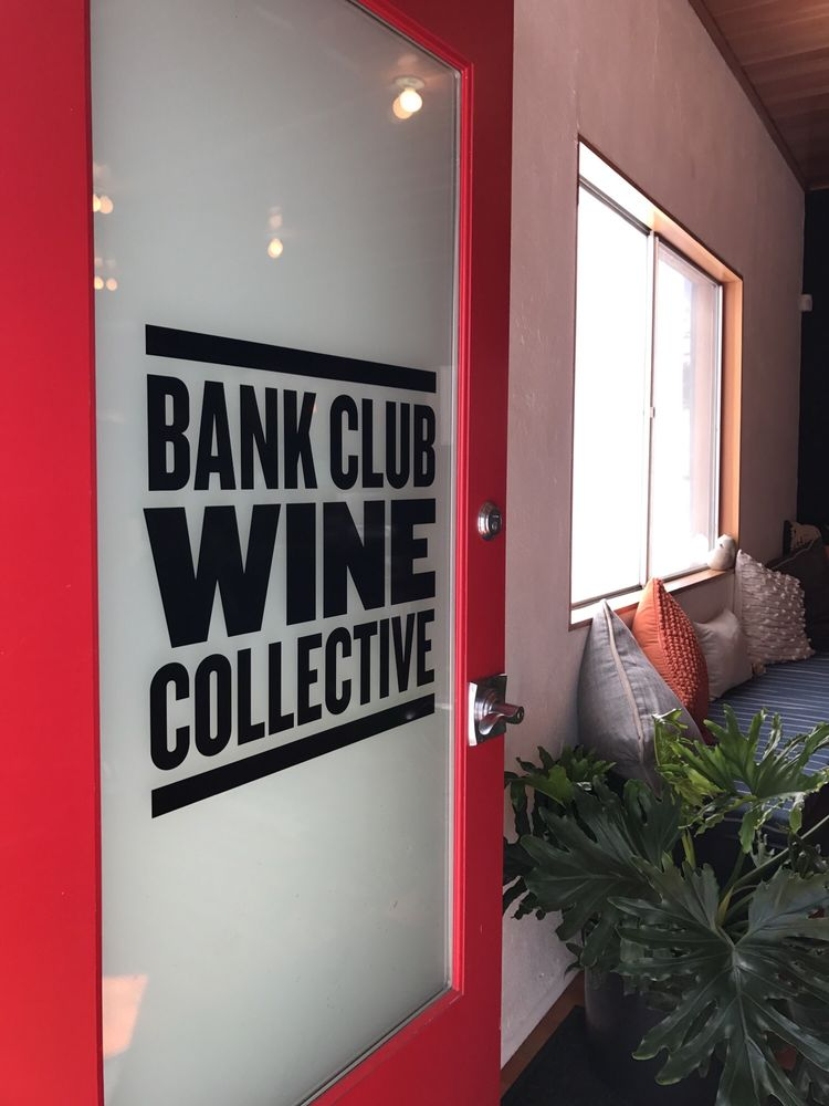 Bank Club Wine Collective: 16290 Main St, Guerneville, CA
