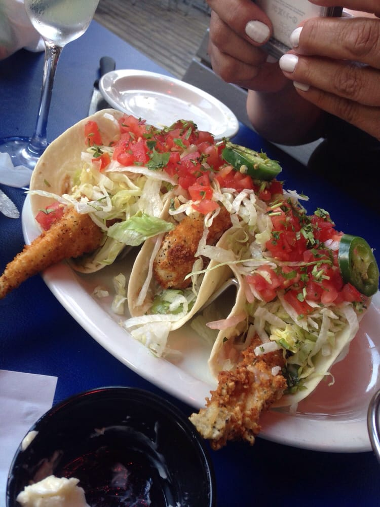 Yummy fish tacos from flounder 39 s yelp for Flounder fish tacos