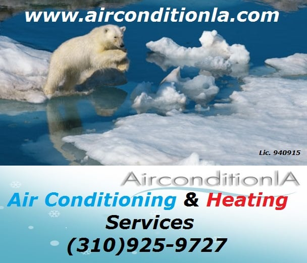 Air Conditioning & Heating Services