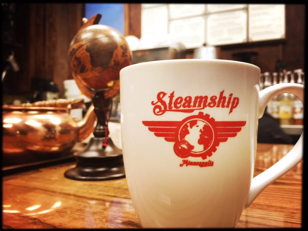 Steamship Coffee & Tea
