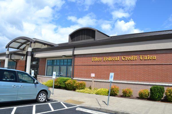 Fibre Federal Credit Union 822 Commerce Ave Longview Wa Banks