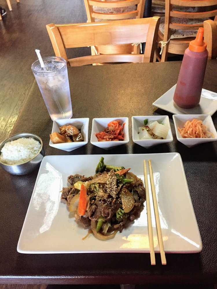 Ohana Korean Grill: 2501 S Texas Ave, College Station, TX