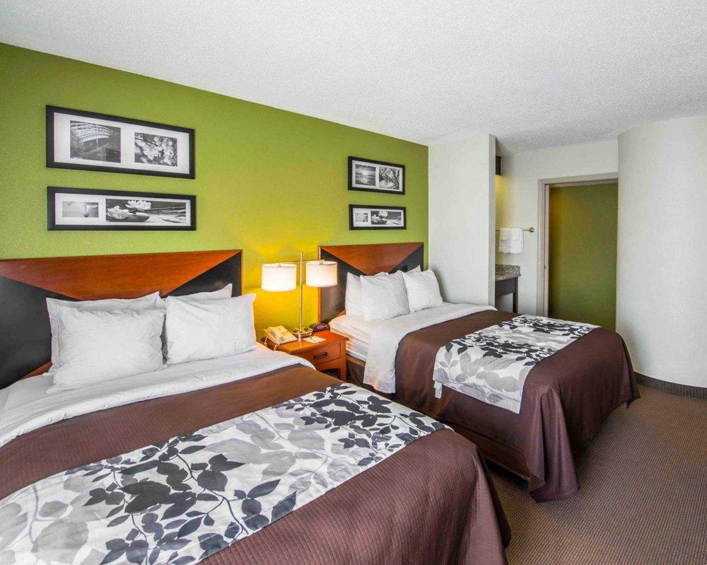 Sleep Inn & Suites: 1015 Oakvale Rd, Princeton, WV