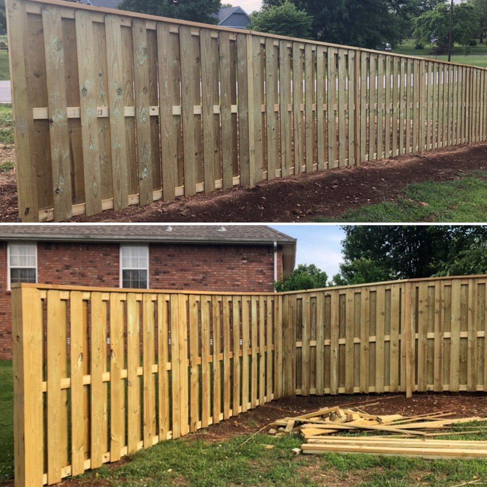 Berden Fence: Republic, MO
