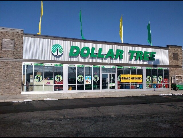 Dollar Tree: 510 W Plaza Dr, Columbia City, IN