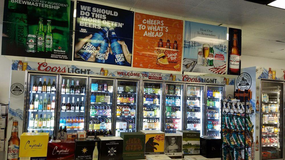 Liquor Zone: 503 King Georges Rd, Woodbridge Township, NJ