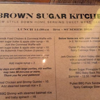 brown sugar kitchen 1501 photos 2567 reviews soul food 2534 mandela pkwy west oakland