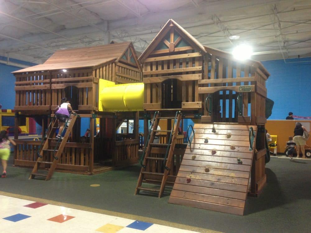 indoor playscape yelp. Black Bedroom Furniture Sets. Home Design Ideas