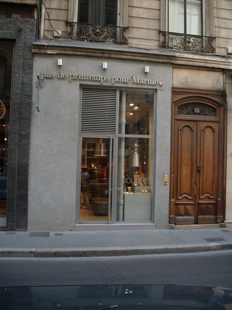 Pas de printemps pour marnie magasins de chaussures 12 rue gasparin bellecour lyon - Numero de telephone printemps haussmann ...