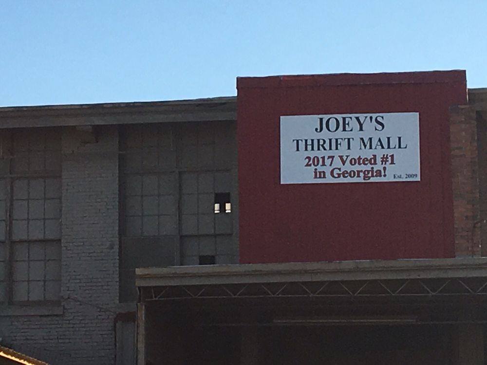 Joeys Thrift Mall: 1100 10th Ave, Columbus, GA