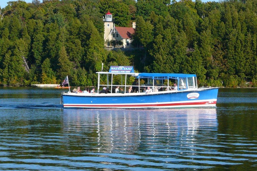 Photo of Shoreline Scenic Cruises: Baileys Harbor, WI