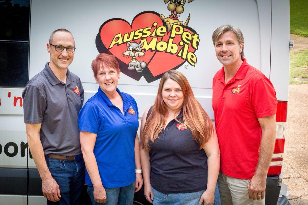 Aussie Pet Mobile Greater Memphis & West TN: Memphis, TN