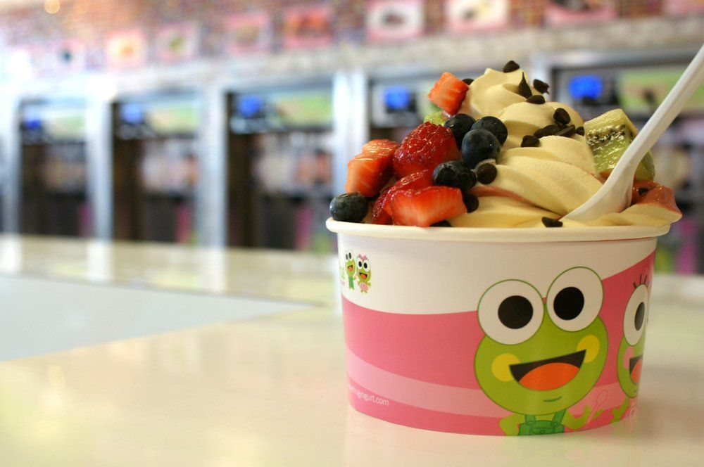 Sweet Frog Premium Frozen Yogurt: 15323 Creativity Dr, Culpeper, VA