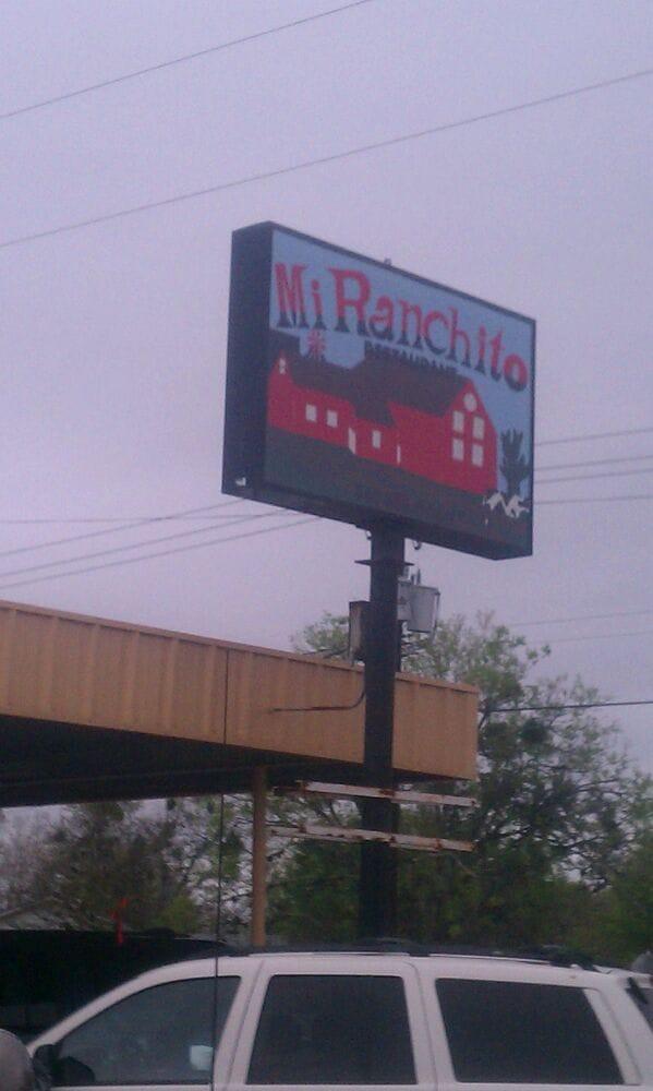 Mi Ranchito Restaurant Victoria Tx