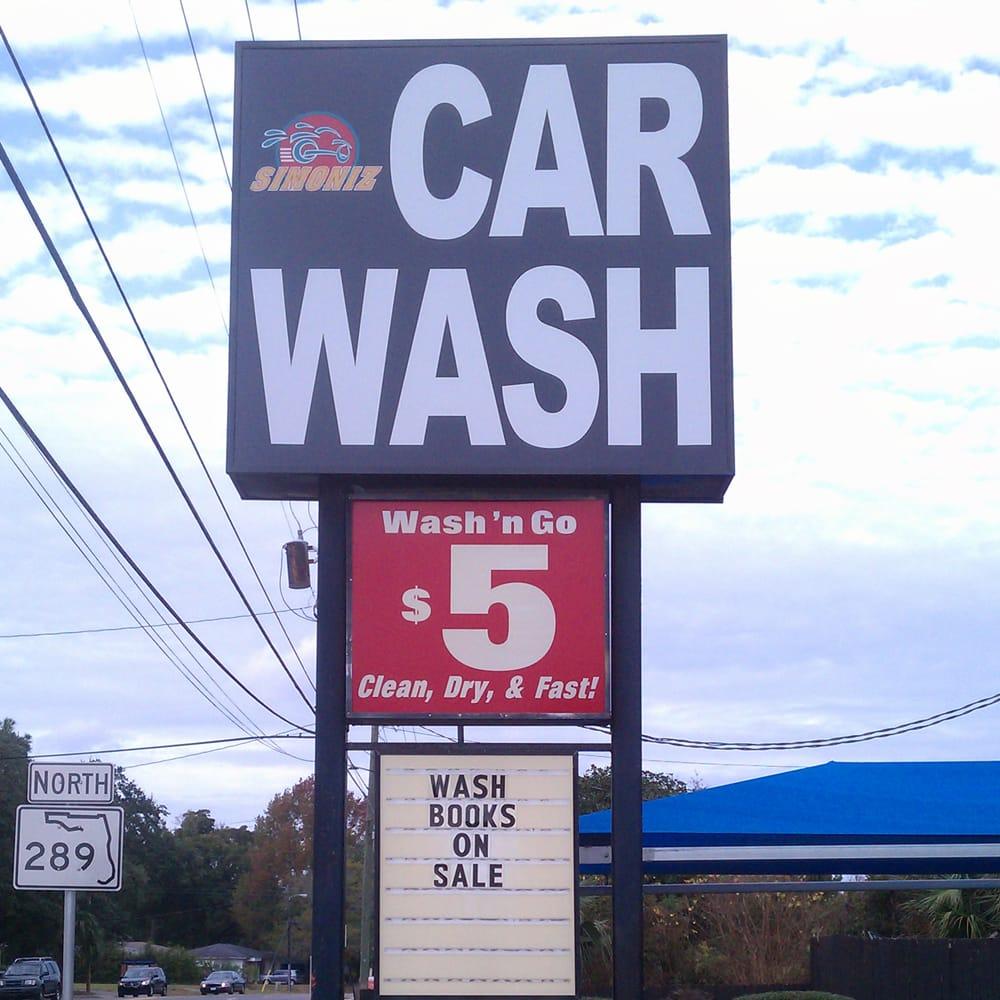 Pensacola Mobile Car Wash Service