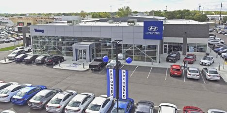 Young Hyundai Car Dealers 3333 Wall Ave Ogden Ut Phone Number Yelp