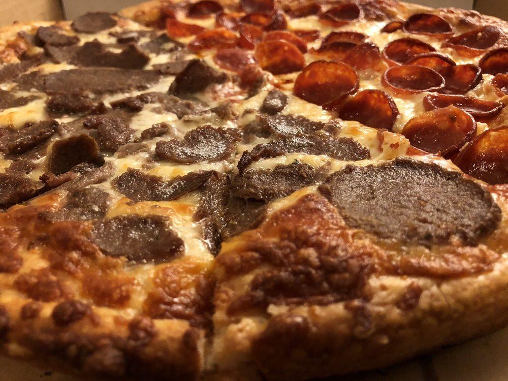 K & S Pizza: 469 Carolina Back Rd, Charlestown, RI