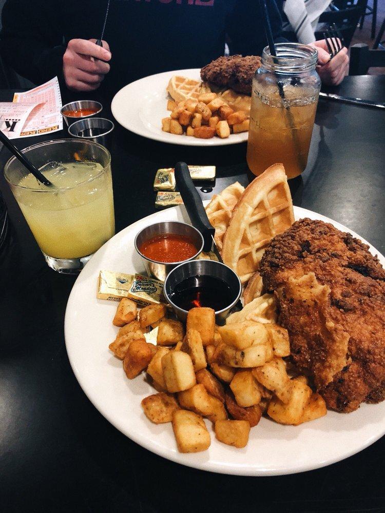 Food from Greyhound Tavern