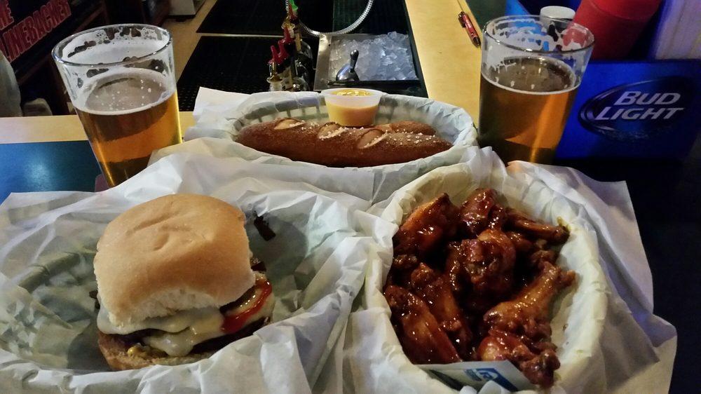 Social Spots from Linebacker Sports Bar