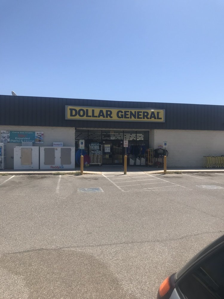 Dollar General Discount Store #10369: 802 N 2nd Ave, Ajo, AZ